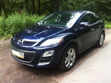 Mazda CX-7 2011 отзыв автора | Дата публикации 29.07.2013.