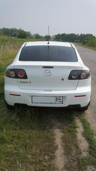 Mazda Mazda3 2008 отзыв автора | Дата публикации 13.08.2013.