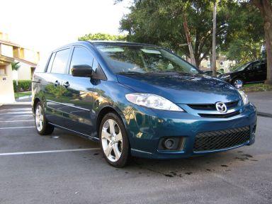 Mazda Mazda5, 2006