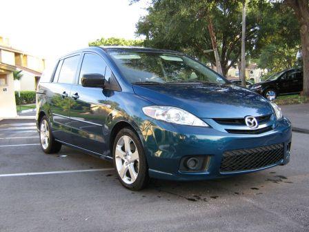 Mazda Mazda5 2006 - отзыв владельца