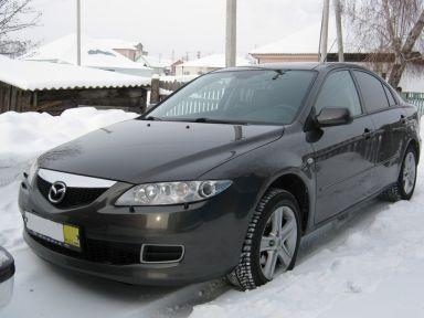 Mazda Mazda6, 2005