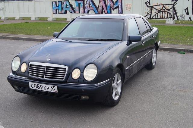 Mercedes benz e class 1997 3 2 for 1997 mercedes benz e320 review