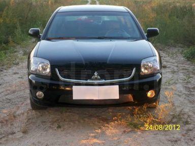 Mitsubishi Galant 2007 отзыв автора | Дата публикации 24.07.2013.