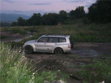 Mitsubishi Pajero, 2006