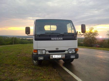 Nissan Atlas 1996 - отзыв владельца