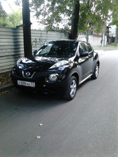 Nissan Juke 2013 отзыв автора | Дата публикации 24.08.2013.