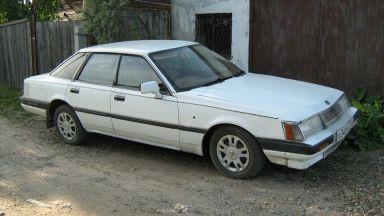 Nissan Leopard 1985 отзыв автора | Дата публикации 30.07.2013.