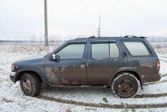 Nissan Pathfinder, 1997