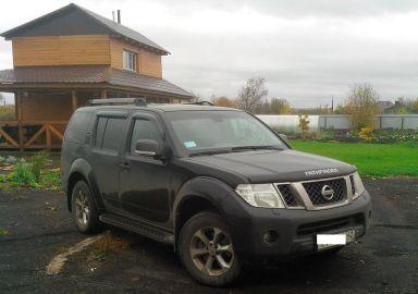 Nissan Pathfinder, 2010