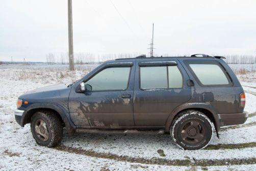 Nissan Pathfinder 1997 - отзыв владельца