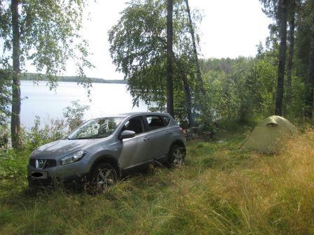 Nissan Qashqai 2012 - отзыв владельца