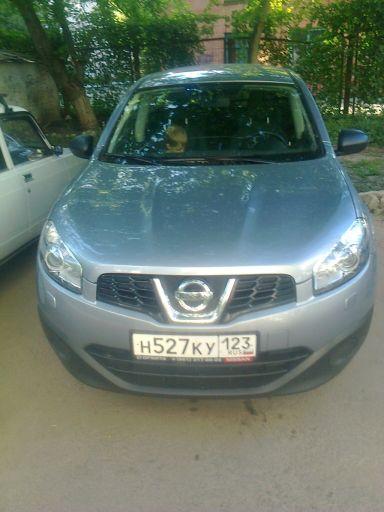 Nissan Qashqai+2, 0