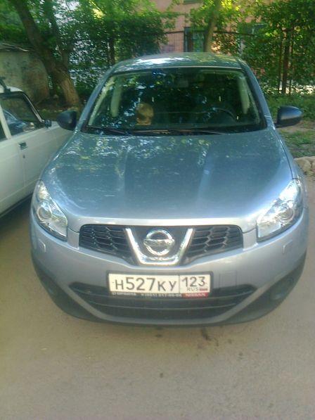 Nissan Qashqai+2  - отзыв владельца