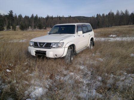 Nissan Safari 2000 - отзыв владельца