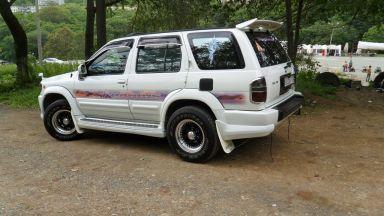 Nissan Terrano Regulus, 1997