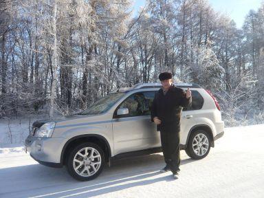Nissan X-Trail 2010 отзыв автора | Дата публикации 15.08.2010.