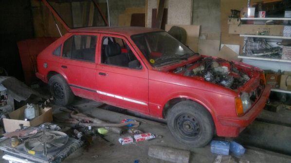 Opel Kadett 1981 - отзыв владельца