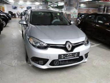 Renault Fluence, 2013