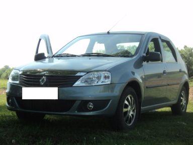 Renault Logan 2011 отзыв автора | Дата публикации 13.08.2013.