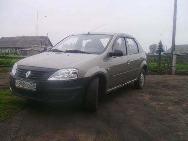 Renault Logan, 2011