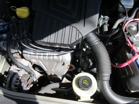Renault Sandero 2012 - отзыв владельца