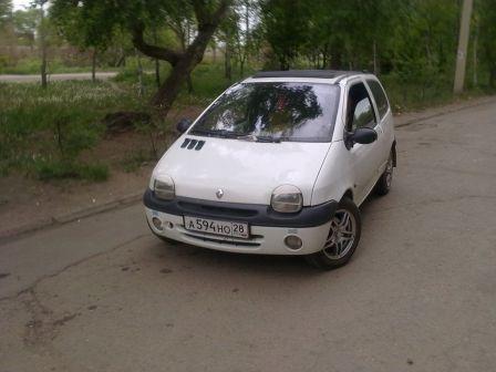 Renault Twingo 1998 - отзыв владельца