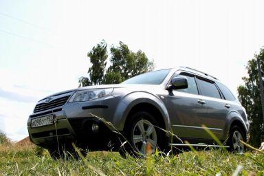 Subaru Forester 2008 отзыв автора | Дата публикации 01.08.2013.