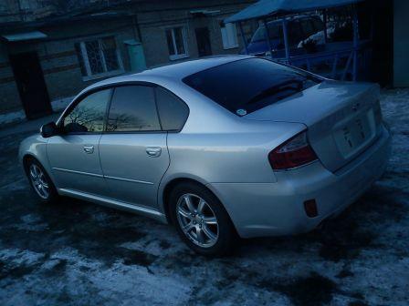 Subaru Legacy B4 2007 - отзыв владельца