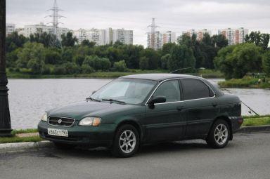 Suzuki Esteem, 2000