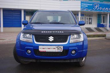 Suzuki Grand Vitara, 2007