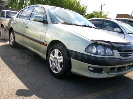 Toyota Avensis 1998 - отзыв владельца