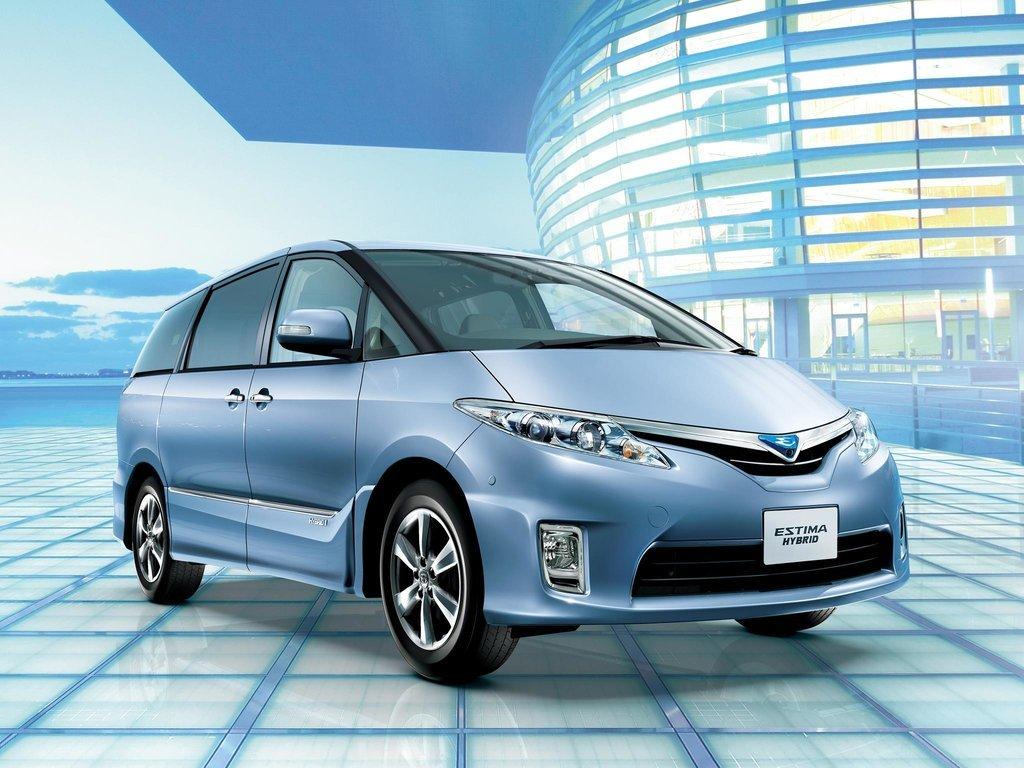 Отзывы владельцев Toyota Estima (Тойота Эстима) с ФОТО