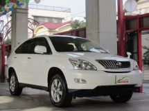 Toyota Harrier, 2010