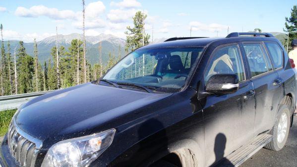 Toyota Land Cruiser Prado 2012 - отзыв владельца