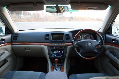 Toyota Mark II 2002 отзыв автора | Дата публикации 28.06.2013.