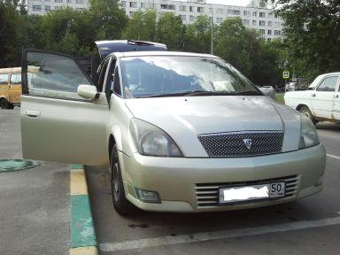 Toyota Opa 2000 отзыв автора | Дата публикации 14.07.2013.