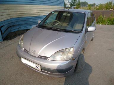 Toyota Prius, 1998