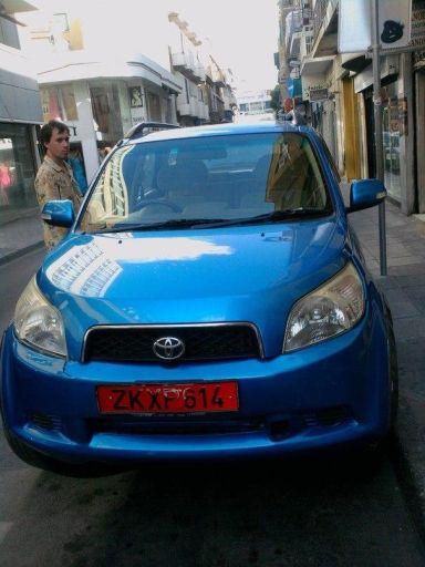 Toyota Rush, 2008