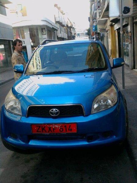 Toyota Rush 2008 - отзыв владельца