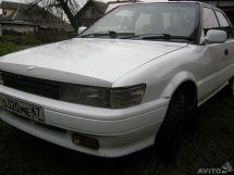 Toyota Sprinter, 1987