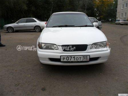 Toyota Sprinter 1996 - отзыв владельца