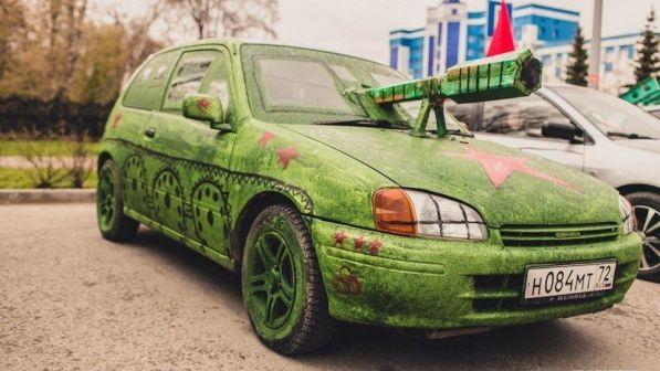 Toyota Starlet 1996 - отзыв владельца