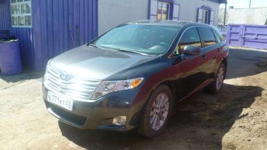 Toyota Venza 2009 отзыв автора | Дата публикации 17.08.2013.