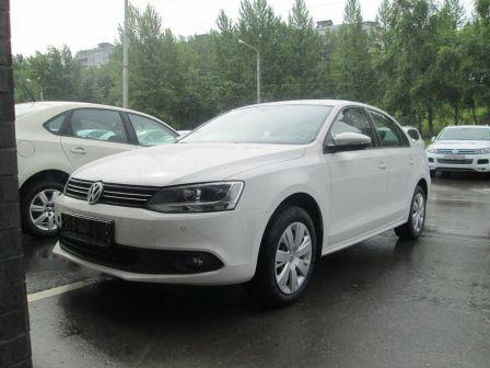 Volkswagen Jetta 2013 - отзыв владельца