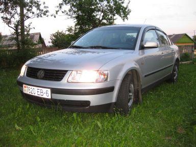 Volkswagen Passat 1998 отзыв автора | Дата публикации 01.07.2013.