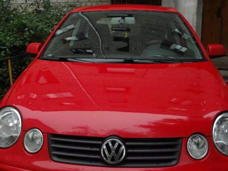 Volkswagen Polo 2004 - отзыв владельца
