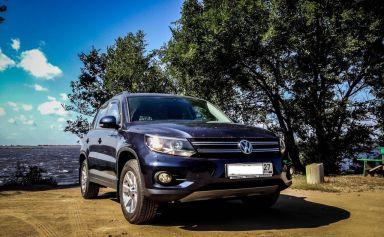 Volkswagen Tiguan 2012 отзыв автора | Дата публикации 12.09.2013.