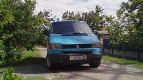 Volkswagen Transporter, 1991