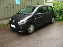 Volkswagen up!, 2012