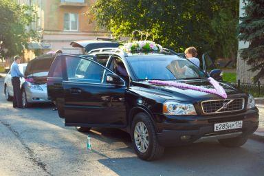 Volvo XC90 2008 отзыв автора | Дата публикации 06.08.2013.